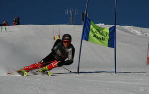 Trainingspiste in Alta Badia